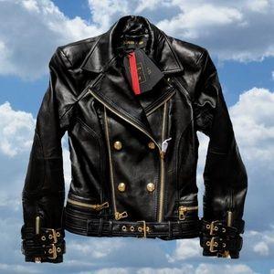 Balmain X H&M Biker Jacket